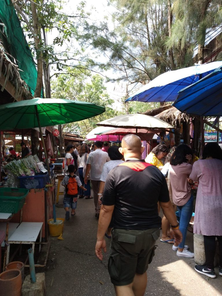Bang Krachao: a day out in Bangkok's very own jungle 1