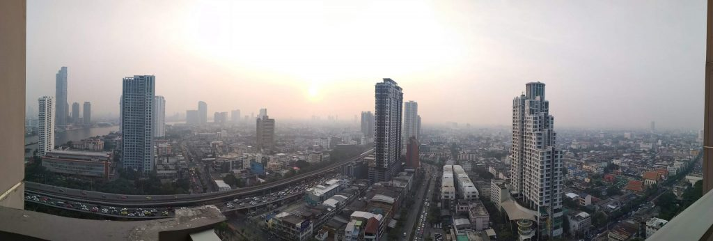 Air pollution in Bangkok: The Bangkok Smog has arrived... 1