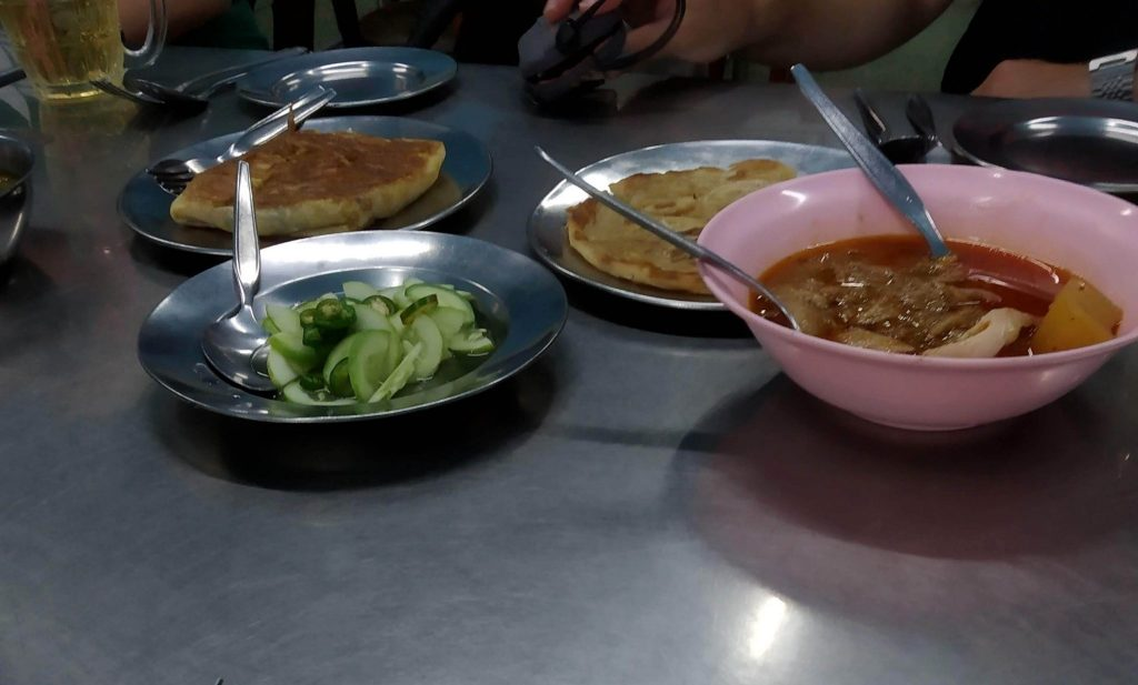 A taste of Bang Rak: Bangkok's village of love but mainly food 4