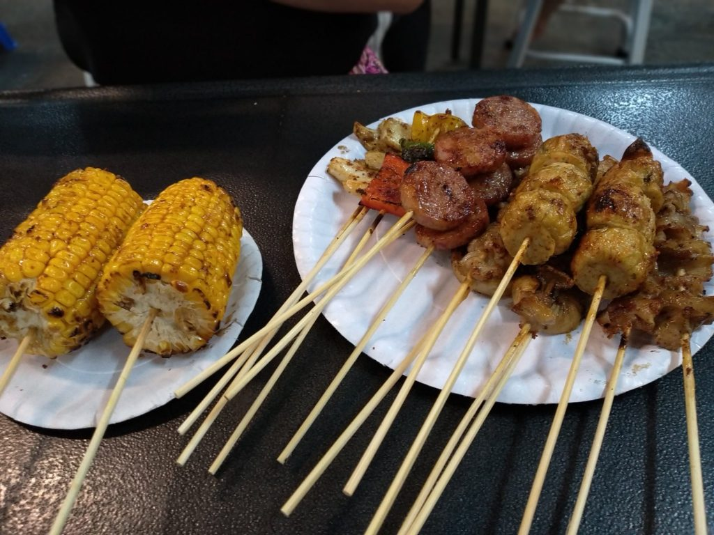 Mala Crnk: Fiery Chinese BBQ in Khlong San 5