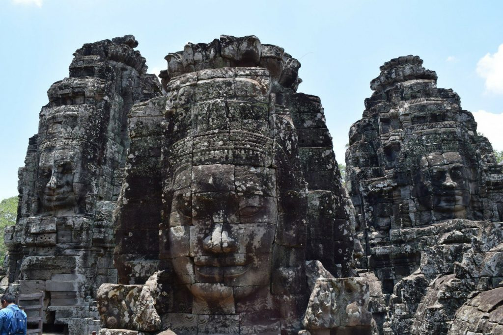 Cambodia: Siem Reap and Angkor Wat 1