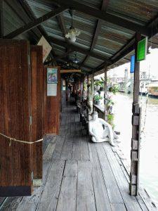 Baan Silapin artist house khlong bang luang - bangkok's klong bang luang artist's village