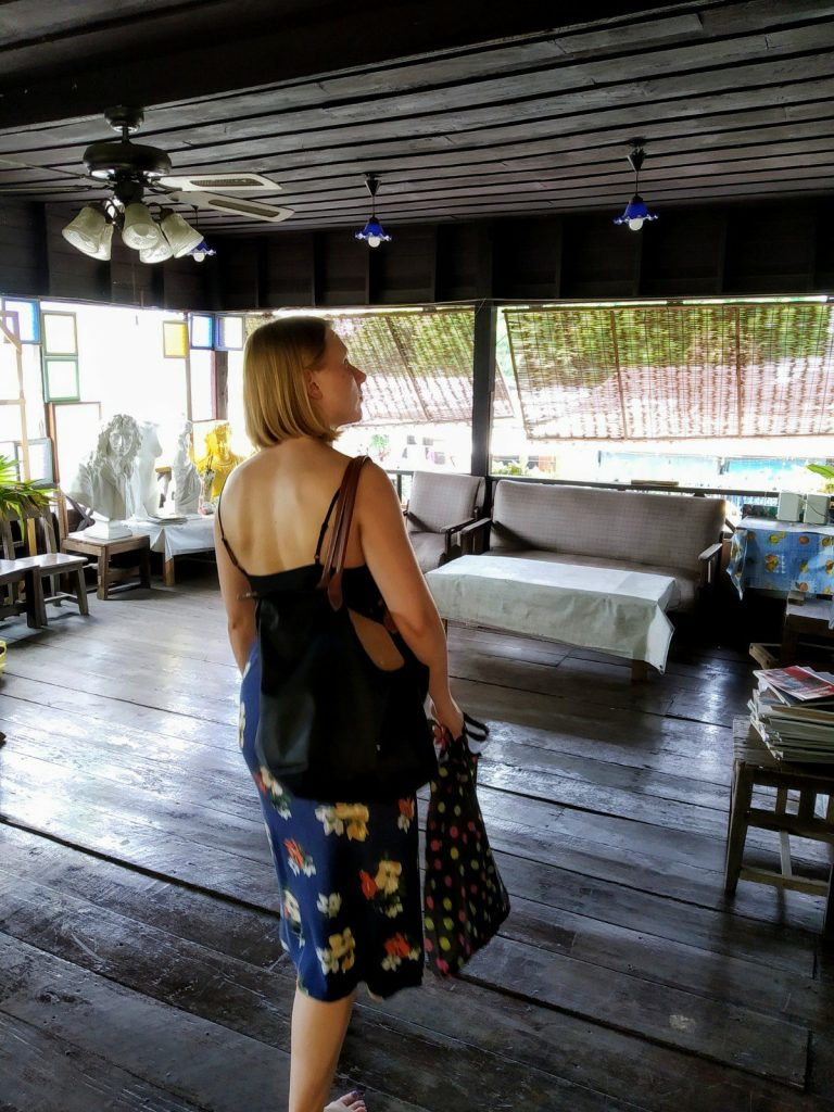 Khlong Bang Luang Floating Market: the quiet side of Bangkok 2