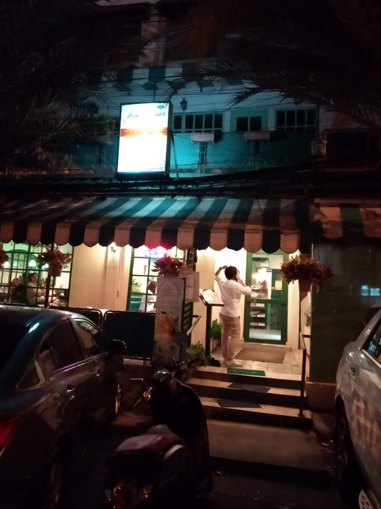 Home Cuisine restaurant: curried comforts in Bangkok 1