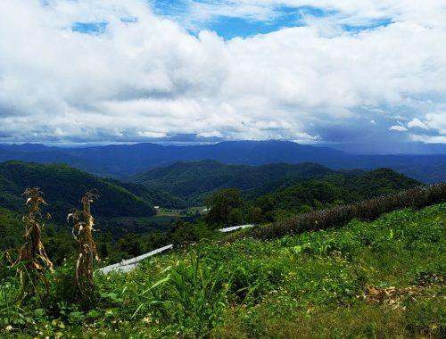 chiang mai weekend mountains