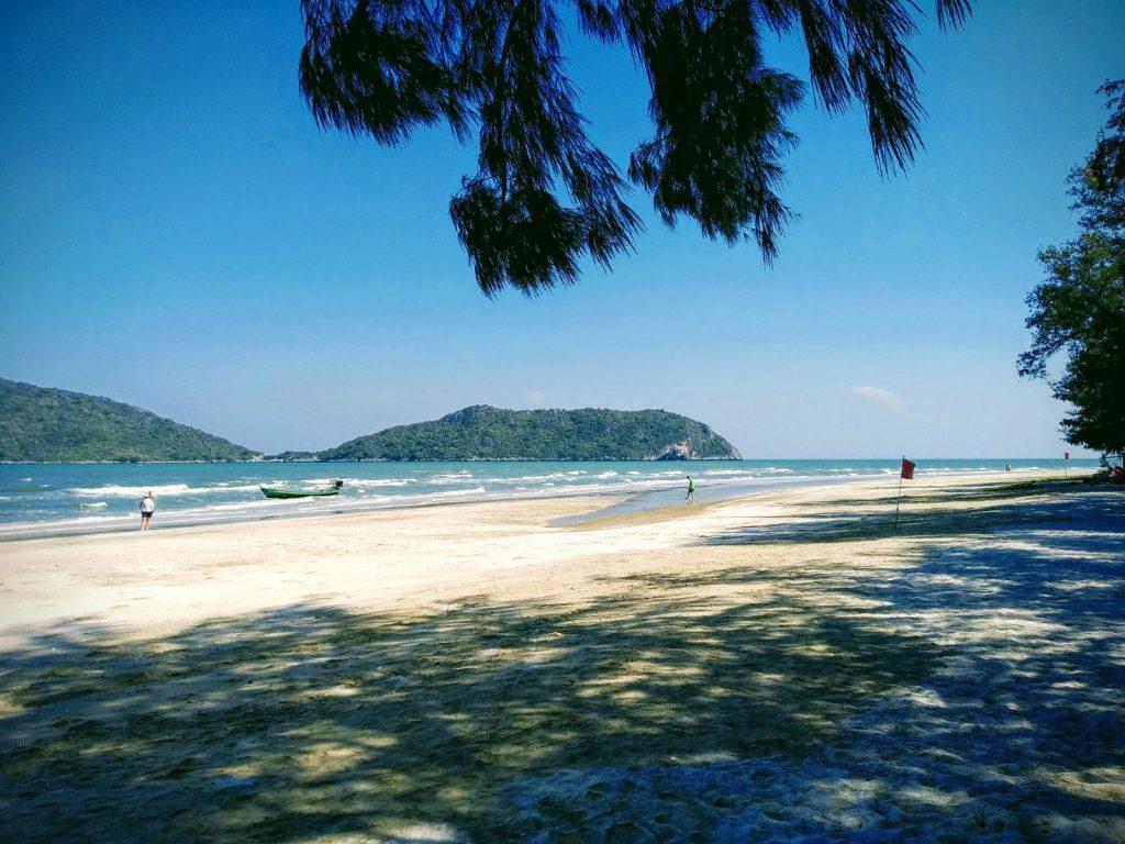 laem sala beach hua hin