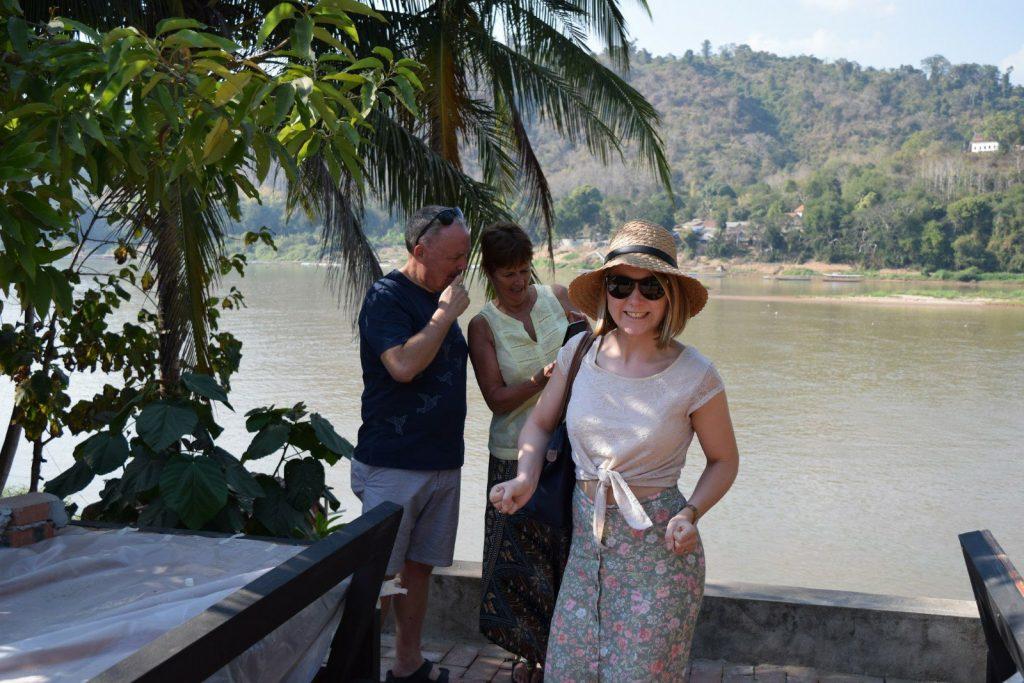 luang prabang mekong river