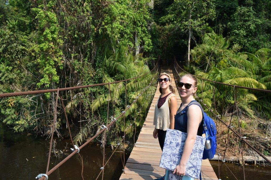 Outside from inside: A dreamy day safari in Khao Yai 3