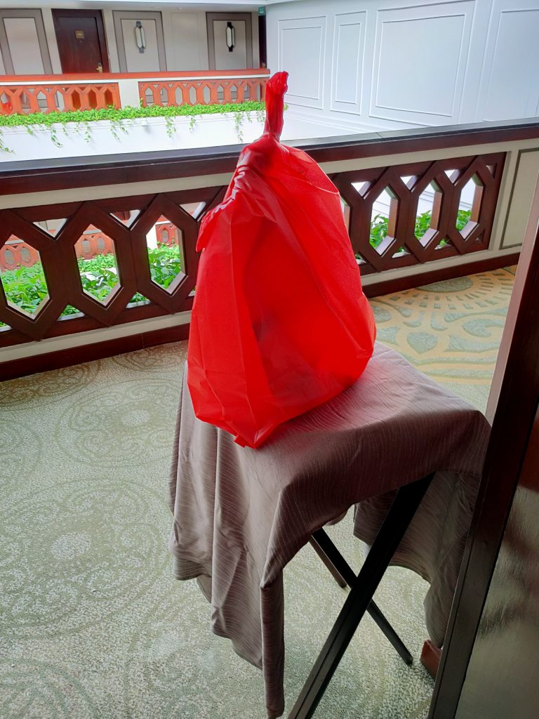 Two weeks in a hotel room: Experiences from Thailand's ASQ Quarantine 4