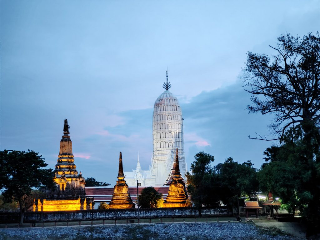 Ayutthaya: Touring the Temples in Thailand's old capital