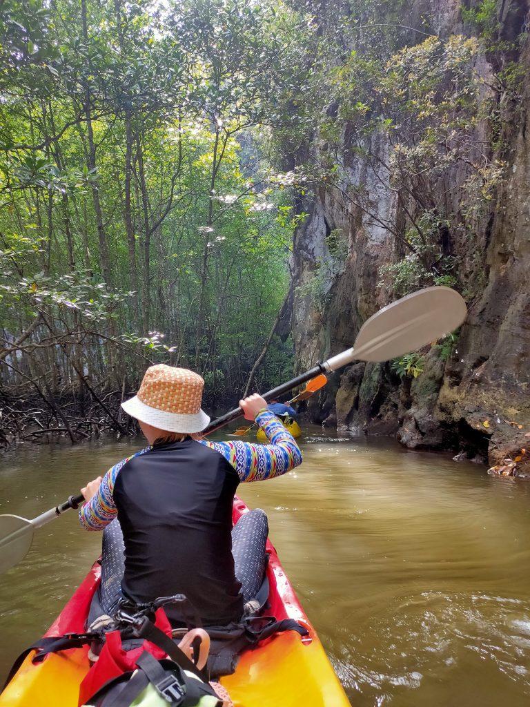 Kayaking in Krabi: not the usual day trip 5