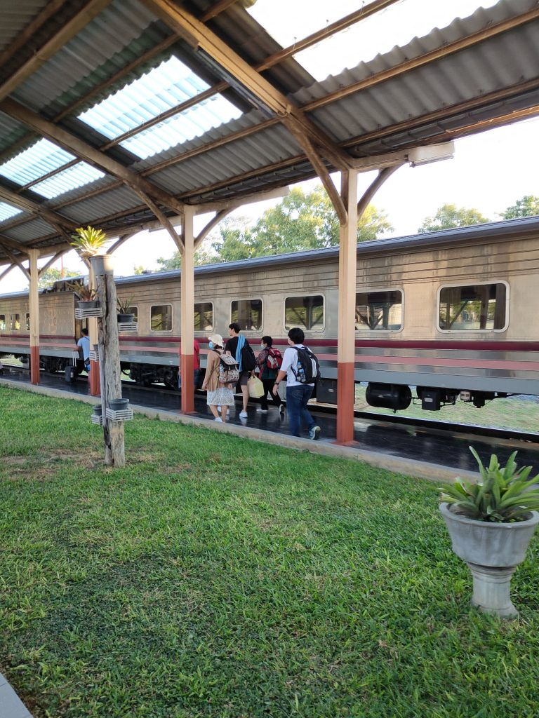 Bangkok to Chiang Mai: An overnight train adventure 1