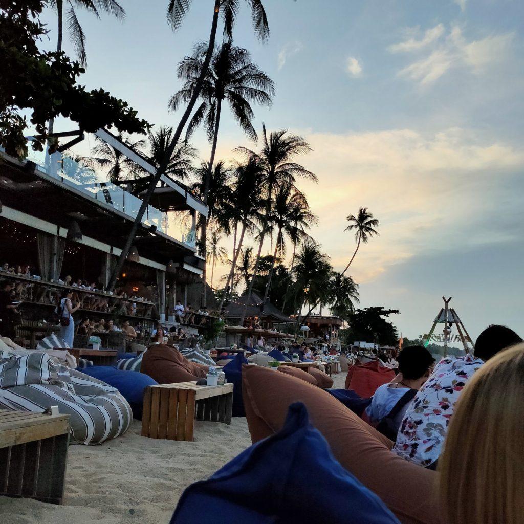 coco tams bophut beach koh samui fisherman's village