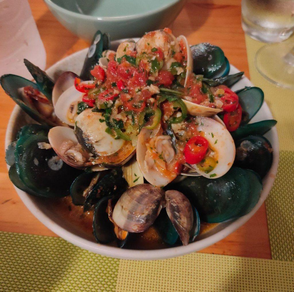 2 fishes restaurant bophut koh samui