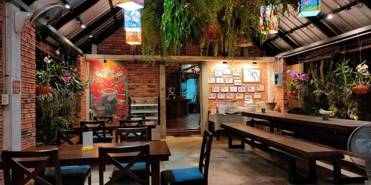 Kin Dee restaurant, Mai Khao: scrumptious seafood in Phuket 1